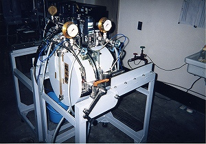 コンクリート試験装置/塩分拡散試験装置