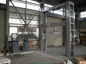 コンクリート試験装置/外圧試験装置