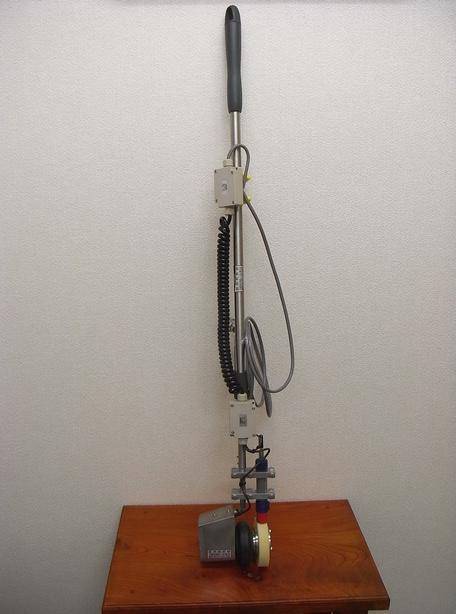 簡易現場自然電位測定器