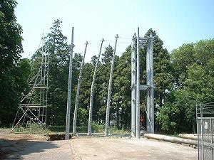 構造実験装置/構造実験載荷装置および治具
