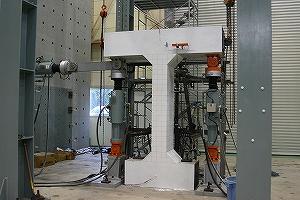 構造実験装置/構造実験治具および模型