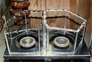 音響実験用模型